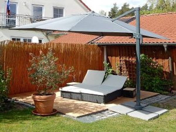 Parasol Deporte Inclinable Proloisirs