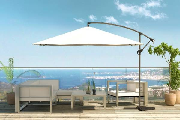 Parasol Deporte Inclinable 3x4