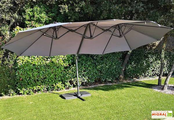 Parasol Deporte Inclinable Bricorama