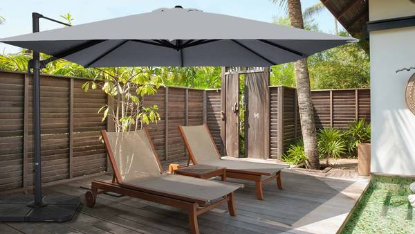 Comment choisir Parasol Deporte Inclinable 4 M | Promotion
